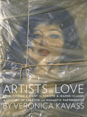 Artists in Love - Author Veronica Kavass