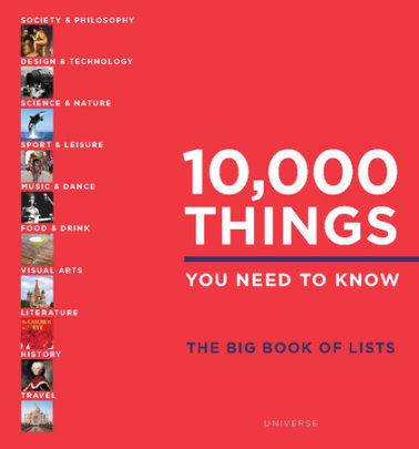 10,000 Things You Need to Know - Author Elspeth Beidas