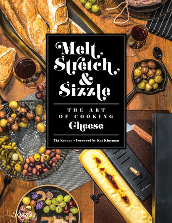 Melt, Stretch, & Sizzle: The Art of Cooking Cheese