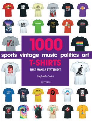 1000 T-Shirts - Author Raphaëlle Orsini