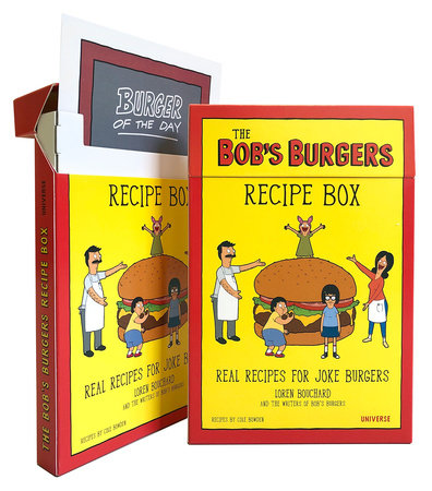 The Bob's Burgers Recipe Box