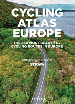 Cycling Atlas Europe - Written by Claude Droussent