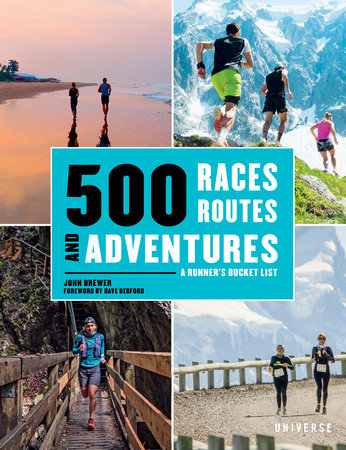 500 Races, Routes and Adventures
