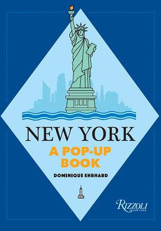 New York Pop Up Book