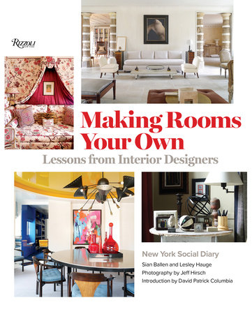 Making Rooms Your Own