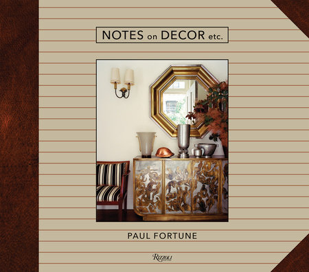 Notes on Decor, Etc.