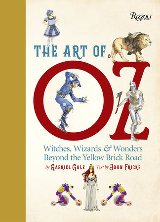 The Art of Oz