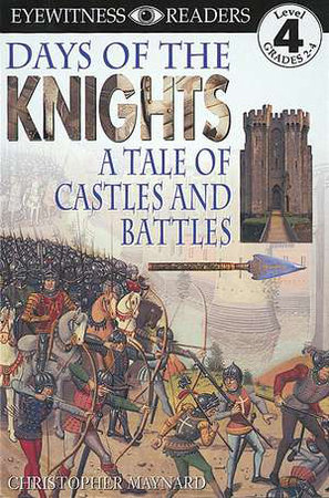 DK Readers L4: Days of the Knights