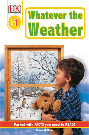 DK Readers L1: Whatever the Weather