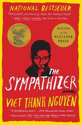 Cover of The Sympathizer: A Novel (Pulitzer Prize for Fiction)