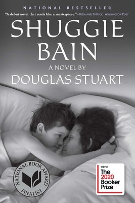 Cover of Shuggie Bain: A Novel (Booker Prize Longlist)
