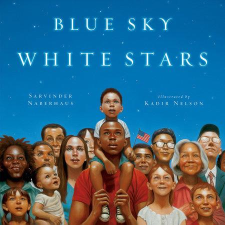 Blue Sky White Stars