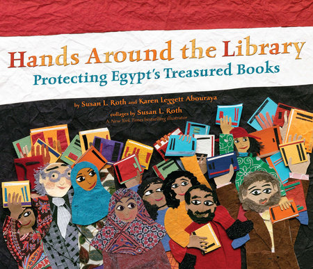 Hands Around the Library