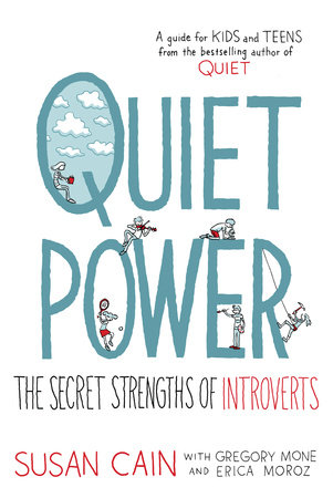 Quiet Power - Penguin Random House Common Reads