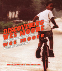 Cover of Discovering Wes Moore cover