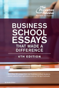 Book cover for Business School Essays That Made a Difference, 6th Edition