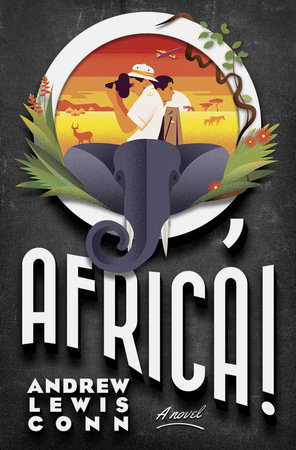 O, Africa! book cover