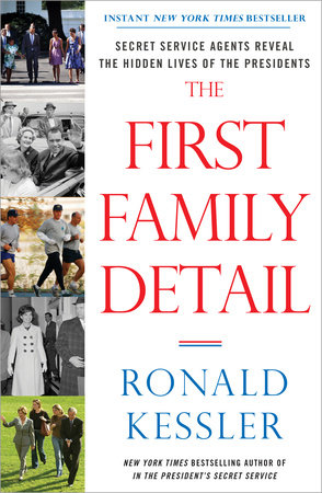 Secret service book about presidents and their wives