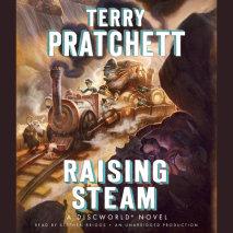 Raising Steam Cover