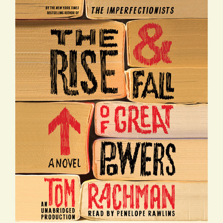 The Rise & Fall of Great Powers book cover