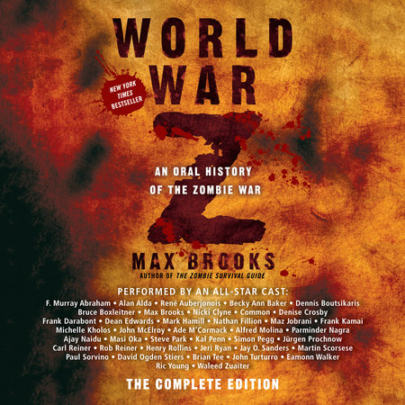 max brooks zombie survival guide audiobook