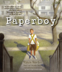 Cover of Paperboy cover
