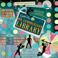 Cover of Escape from Mr. Lemoncello\'s Library Movie Tie-In Edition cover
