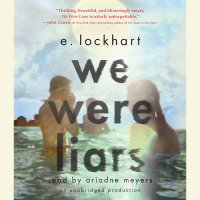 Cover of Random Minis: We Were Liars cover