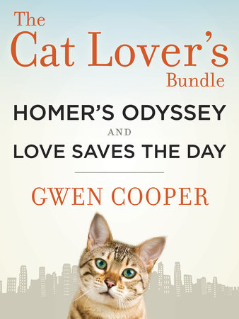 Enjoyable The Cat Lovers Bundle Homers Odyssey And Love Saves The Download Free Architecture Designs Itiscsunscenecom
