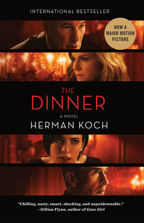 The Dinner (Movie Tie-In Edition) book cover