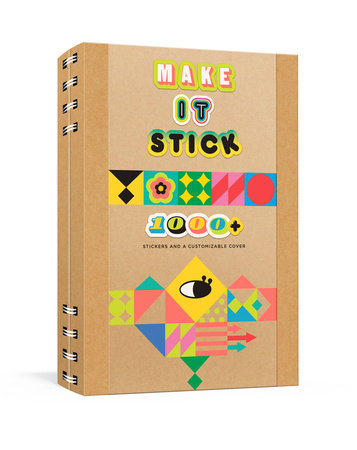 Make It Stick Notebook