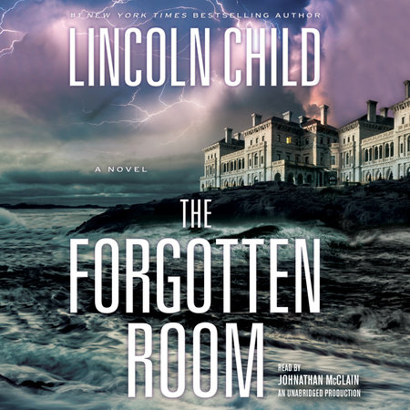 The Forgotten Room book cover