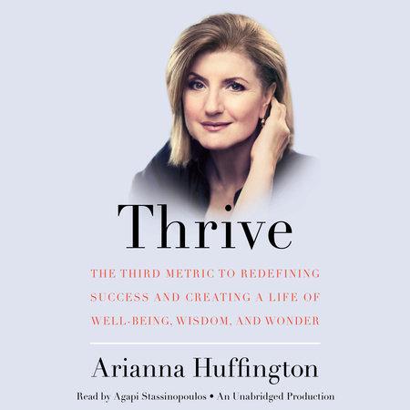 ARIANNA HUFFINGTON - Thrive - Unabridged Audiobook Download