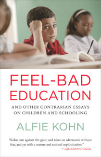 Excerpt from Feel-Bad Education | Penguin Random House Canada