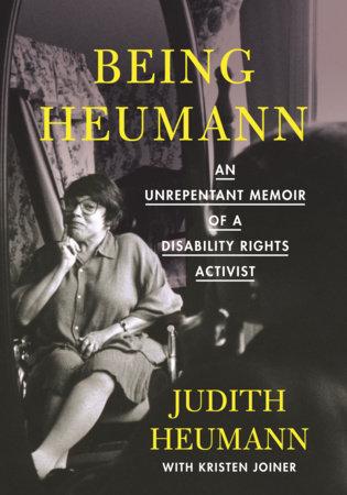 Being Heumann Large Print Edition