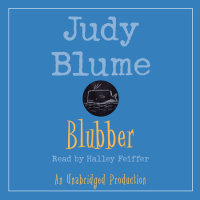 Cover of Blubber cover