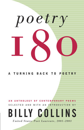 Poetry 180 book cover