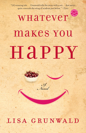 Whatever Makes You Happy book cover