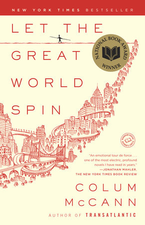 Cover image for Let the Great World Spin