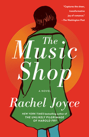 The Music Shop book cover