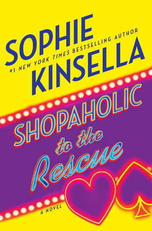 Shopaholic to the Rescue book cover