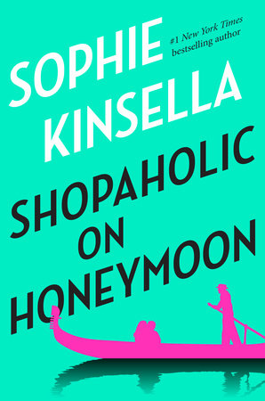 Shopaholic on Honeymoon (Short Story) book cover