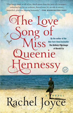 The Love Song of Miss Queenie Hennessy book cover