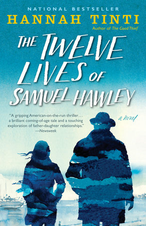The Twelve Lives of Samuel Hawley book cover