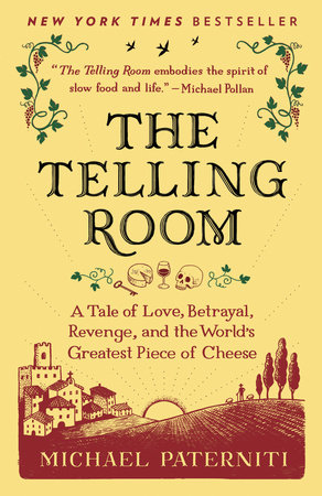 The Telling Room book cover