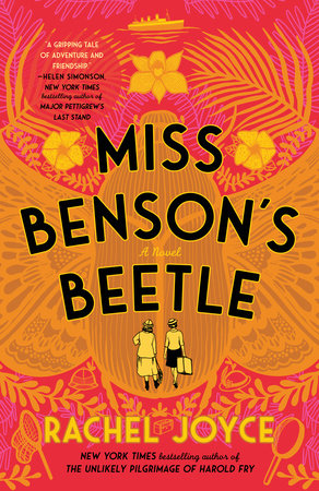 Miss Benson's Beetle book cover