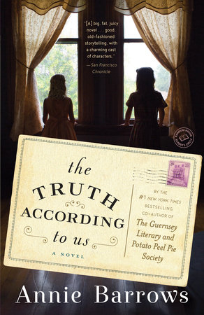The Truth According to Us book cover