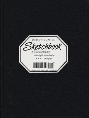Large Sketchbook (Lizard, Black)
