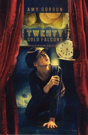 Twenty Gold Falcons