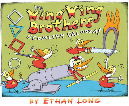 The Wing Wing Brothers Geometry Palooza!